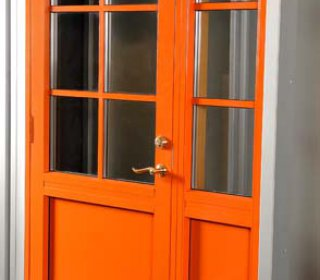 Product photography » Exterior doors